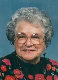 Gladys Wood